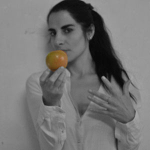 Portrait von Iman Al Hasbani. Foto: Iman Al Hasbani
