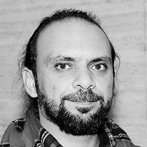 Yamen Hussein. Foto: Ines Düming