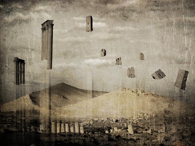 Bild zu: Damaskus vertikal