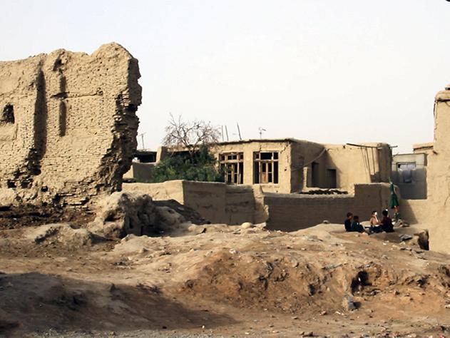 Bild zu: Kabul, traurigste Stadt der Welt