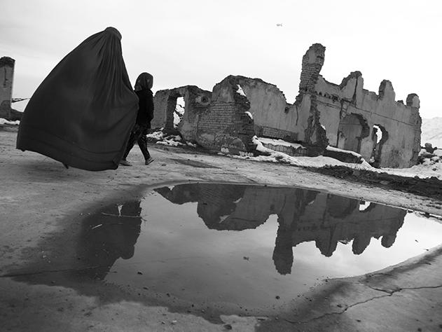 Bild zu: Frauen im Krieg