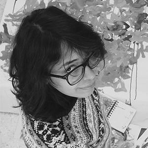 Porträt von Huda Takriti. Foto: Ammar Khadour
