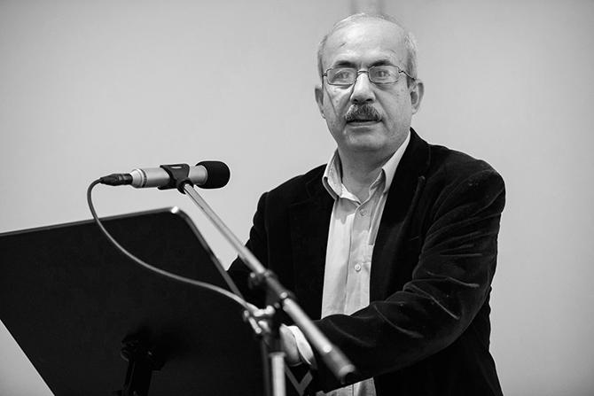 Lesung von Ali Al-Kurdi und Martin Kordić