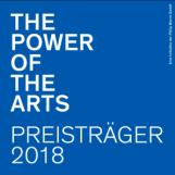 The Power of The Arts - Weiter Schreiben ist Preisträger 2018