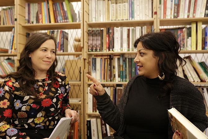 Weiter Schreiben im Literarischen Salon Hannover