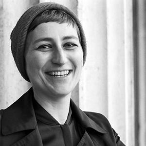 Ulrike Almut Sandig. Foto: Heike Bogenberger