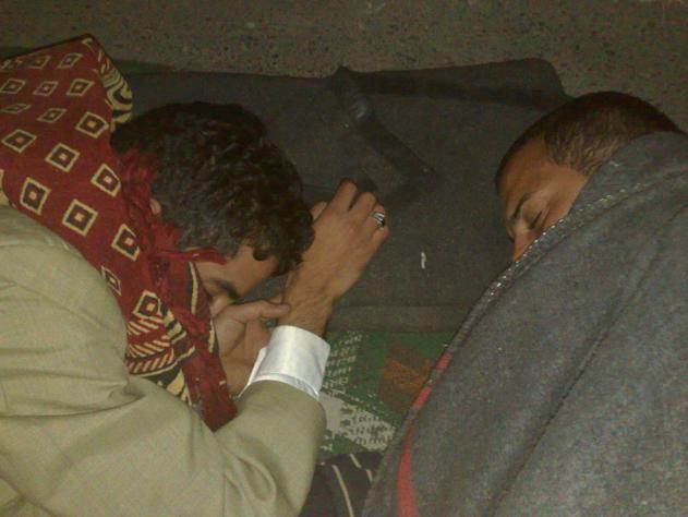 Bild zu: Jeden Tag weinte ich auf dem Platz der Revolution - Brief 2