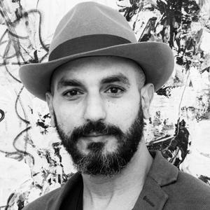 Weiter Schreiben Künstlerportrait Hossam Dirar