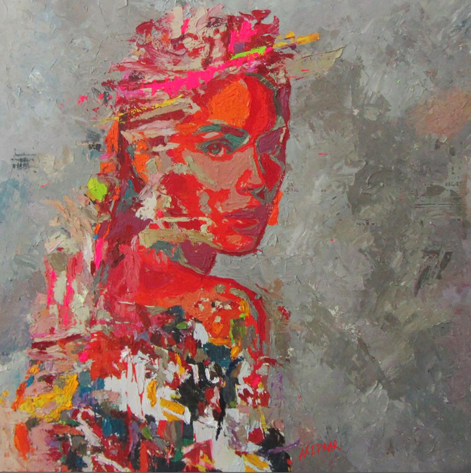 Weiter Schreiben, Mariam Al-Attar, Hossam Dirar, Verbrannte Generation
