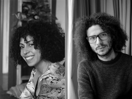 (W)Ortwechseln im Literaturforum im Brecht-Haus: Digitale Lesung und Gespräch mit Dima Albitar Kalaji und Ramy Al-Asheq