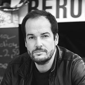 Portrait von Max Czollek © Konstantin Börner
