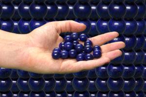 Beitragsbild 'Blaue Perle'