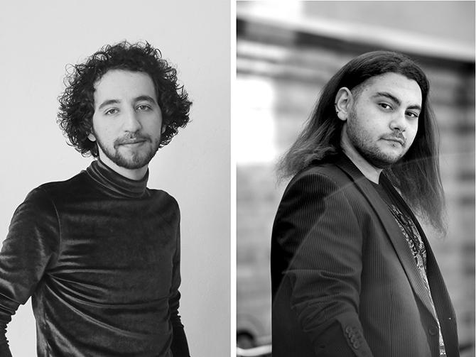 Erinnerung und Beton – Weiter Schreiben mit Abdalrahman Alqalaq und Sam Zamrik |  HKW